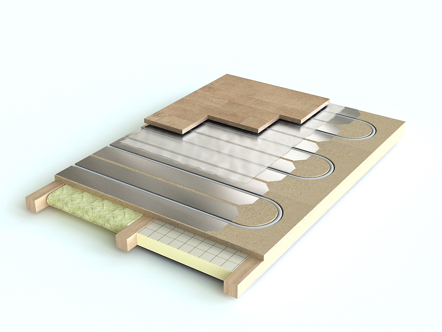 Wood Flooring Compatible With Underfloor Heating