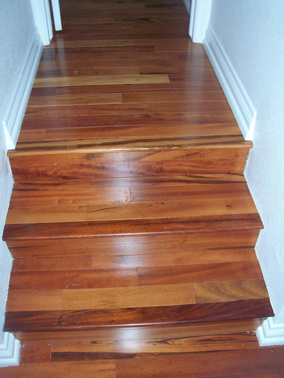 Brazilian Koa Engineered Wood Flooring