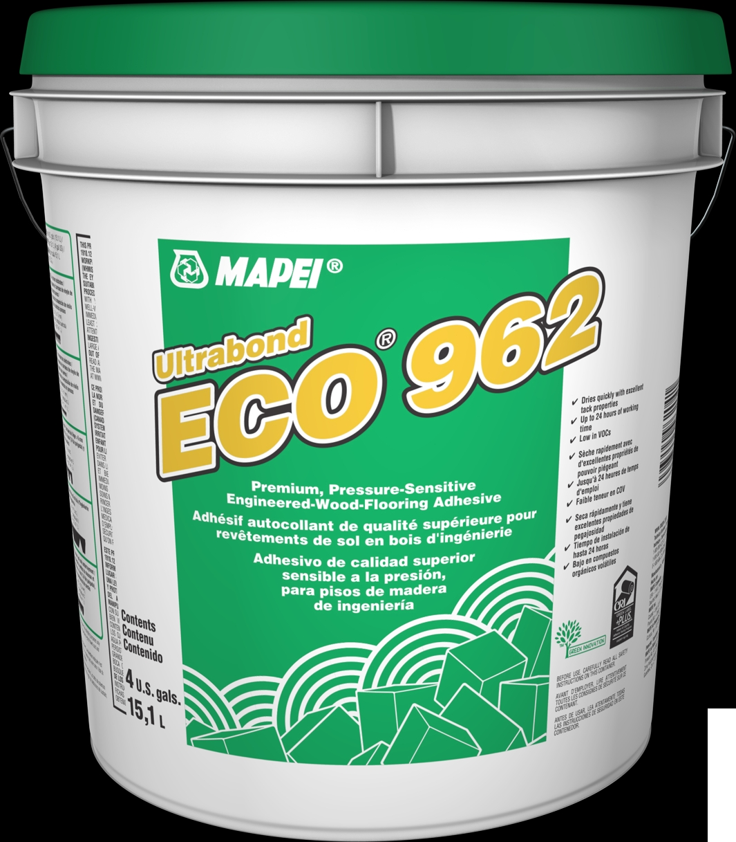 Mapei Engineered Wood Floor Adhesive
