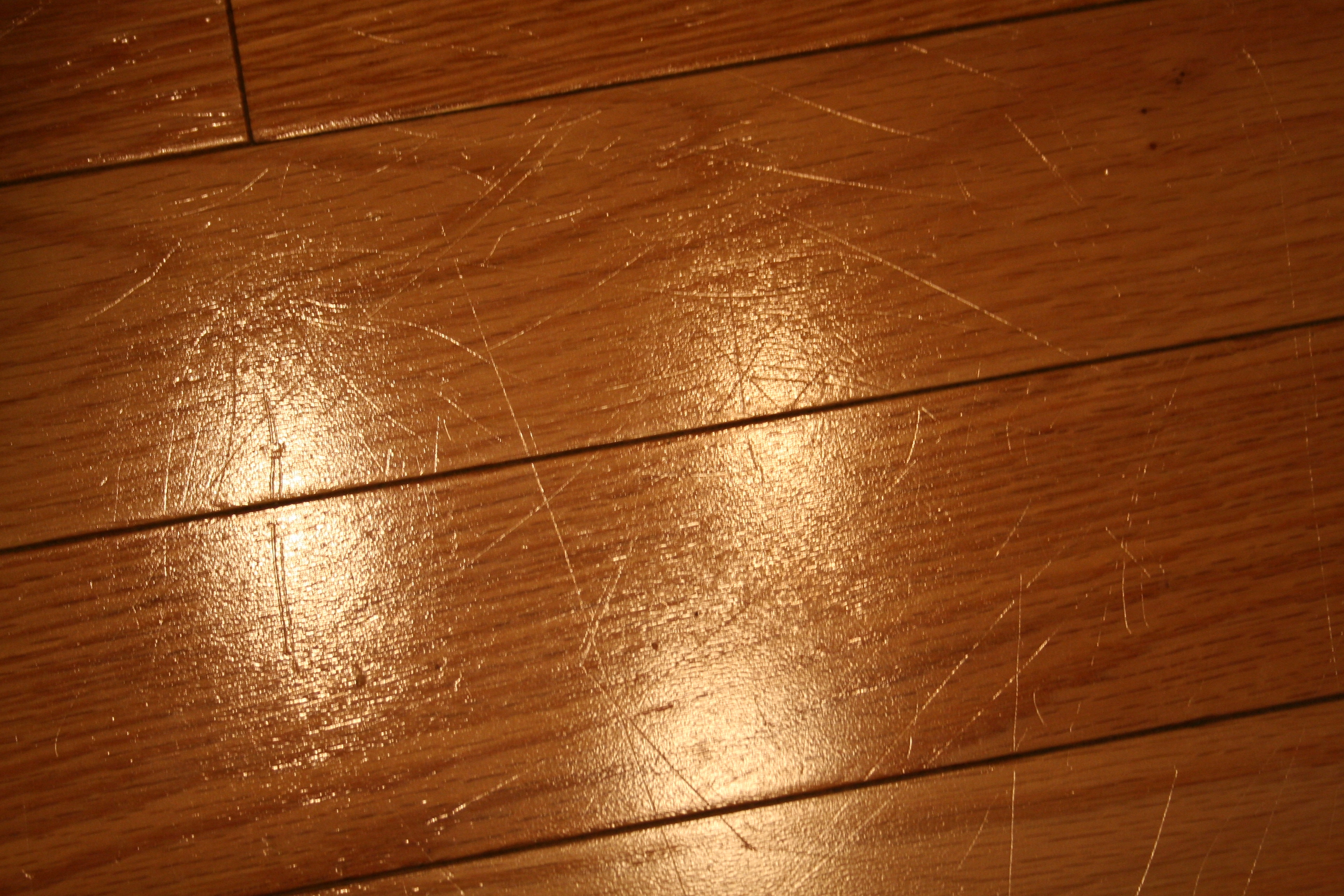 Scratches On Engineered Wood Floors