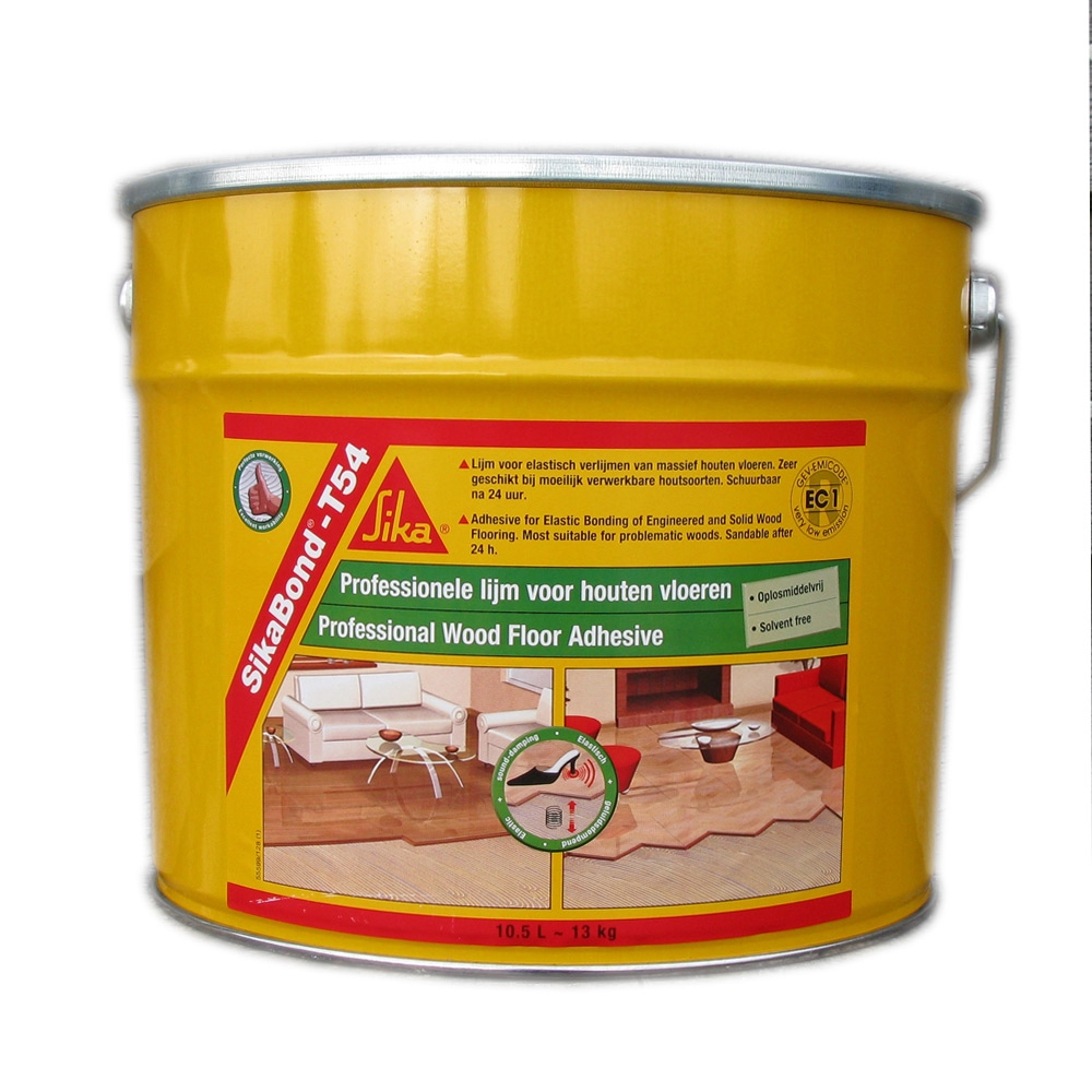 Sika Solid Wood Floor Adhesive
