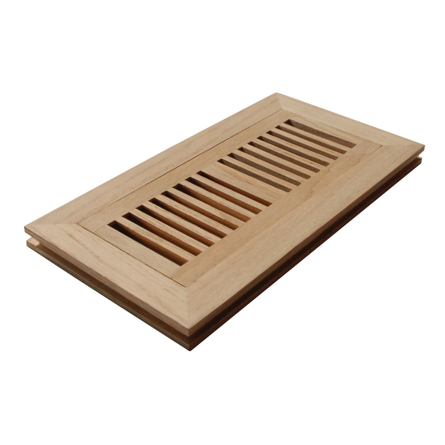Wood Floor Flush Registers