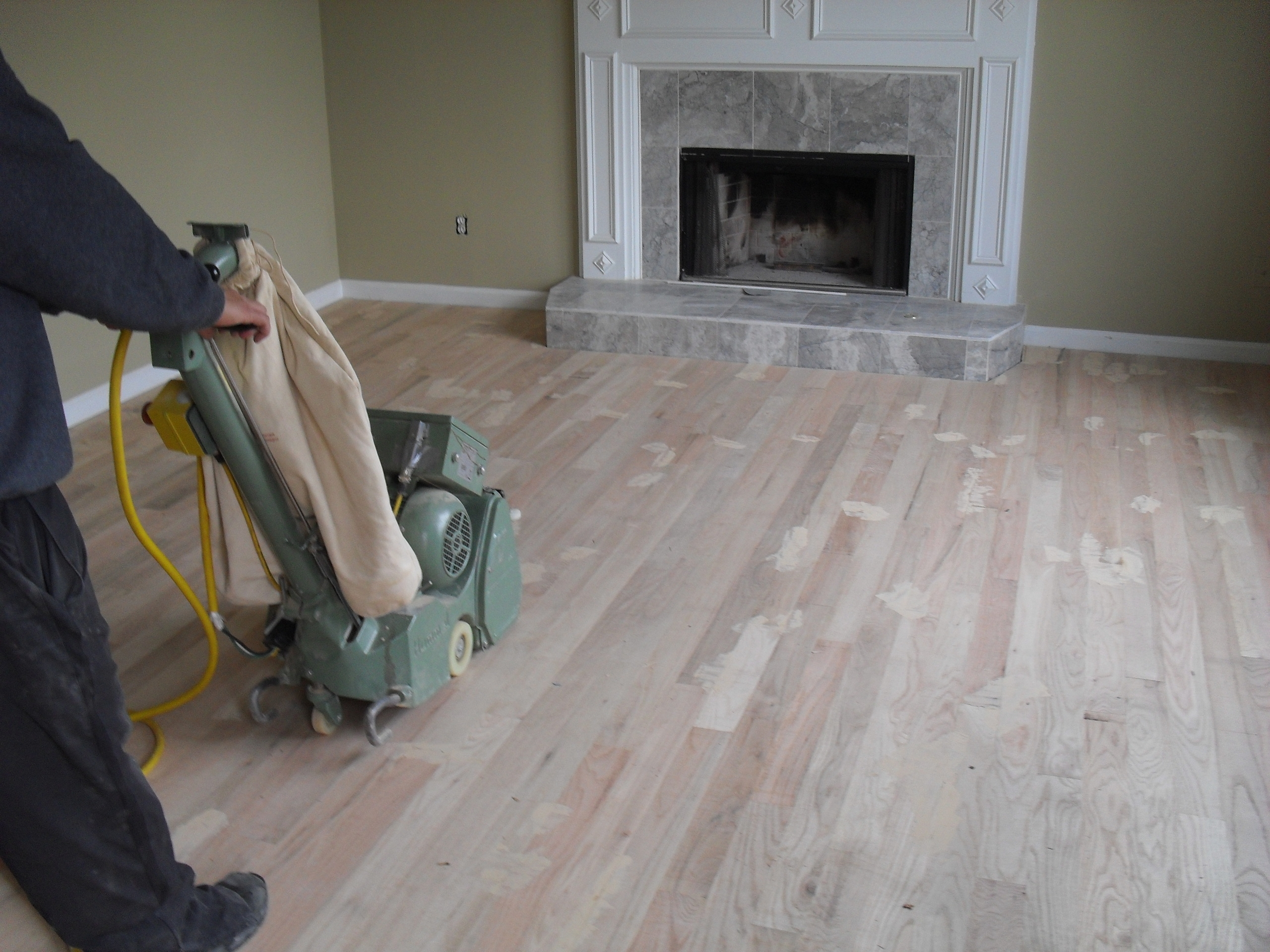 Wood Floor Sanders Types