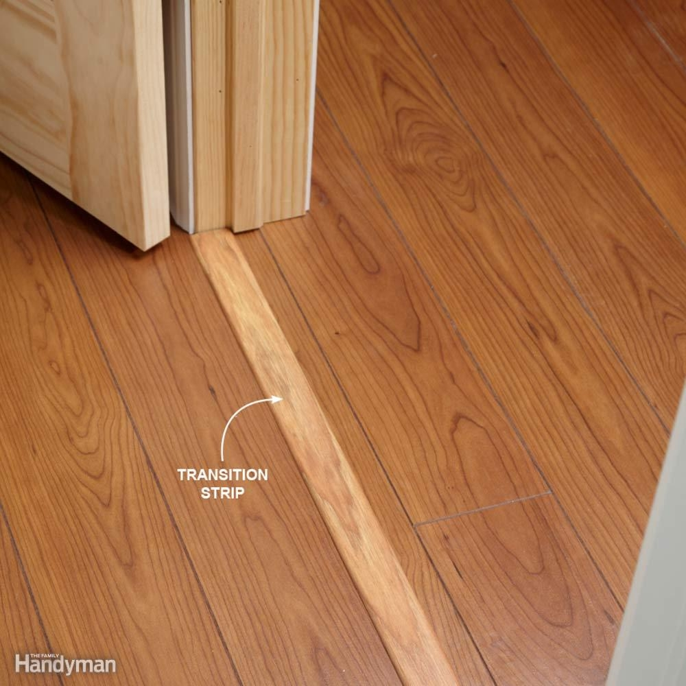Wood Floor Threshold Trim