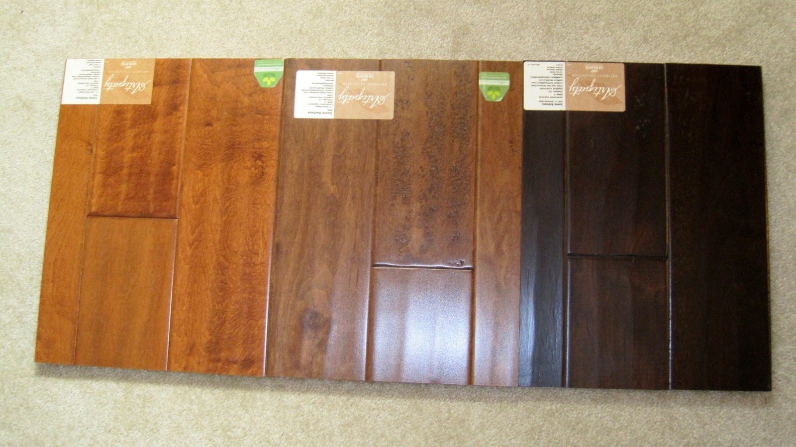 Wood Flooring Color Choices