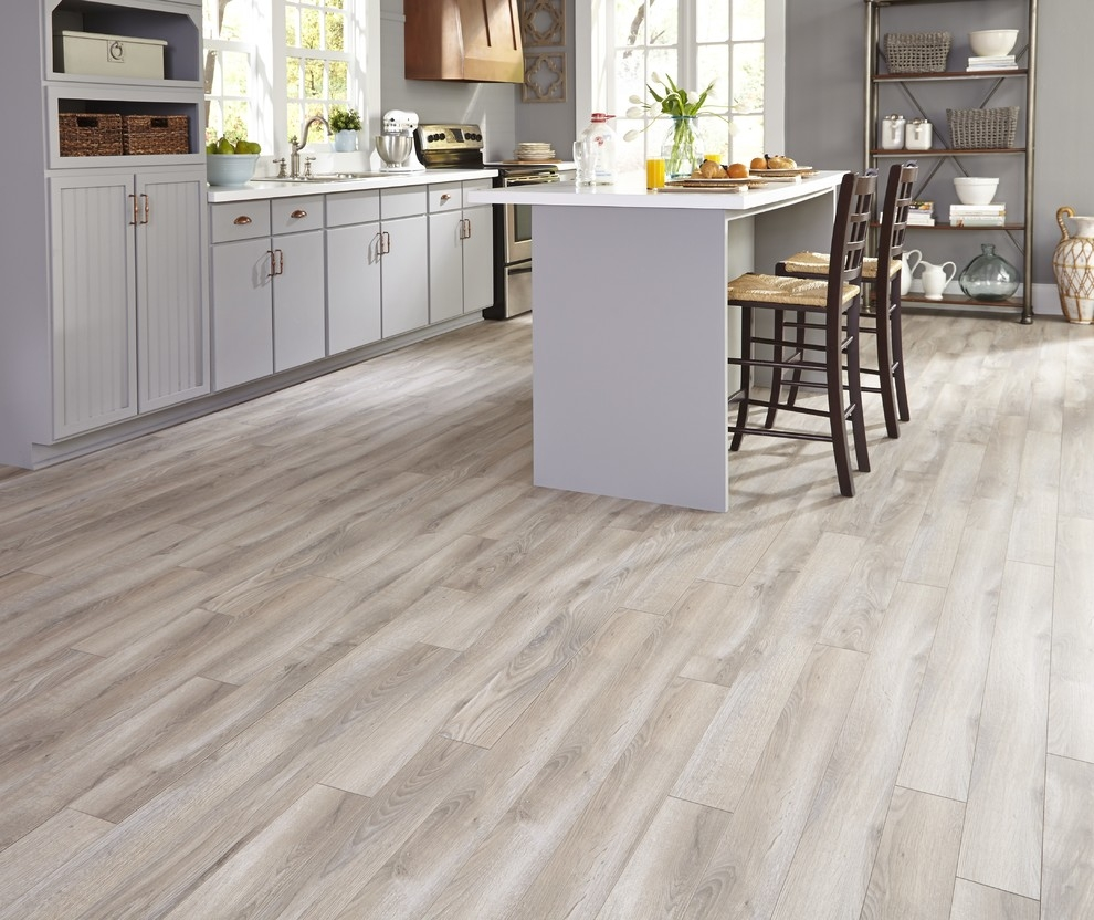 Wood Like Ceramic Tile Flooring