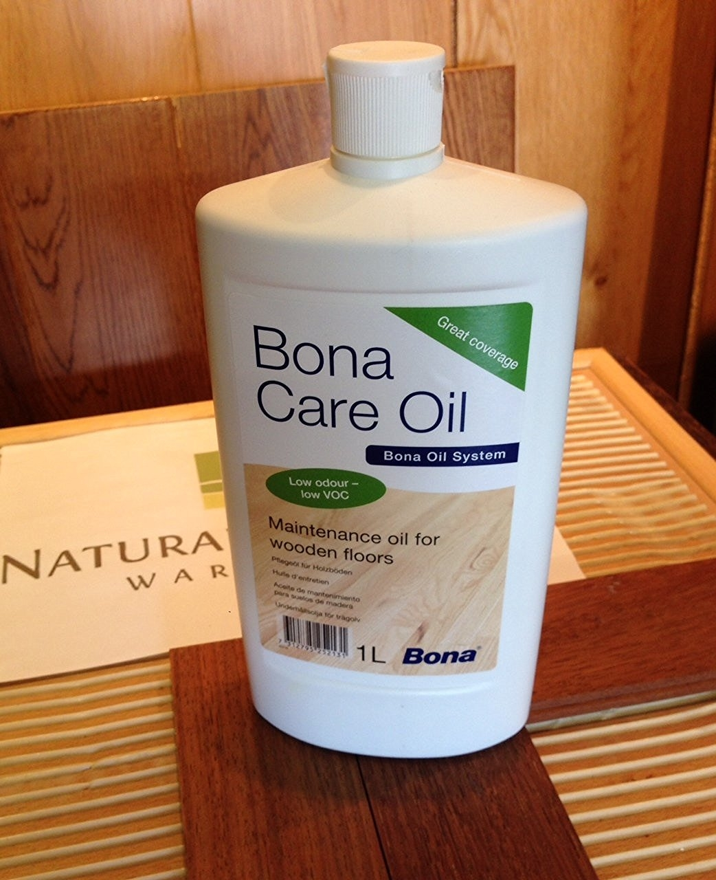 Bona Carl'S Oil For Wood Floors