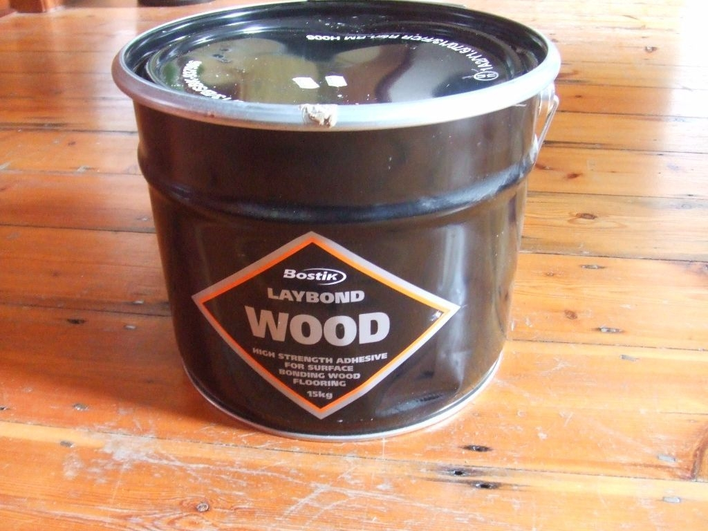 Bostik Laybond Wood Floor Adhesive
