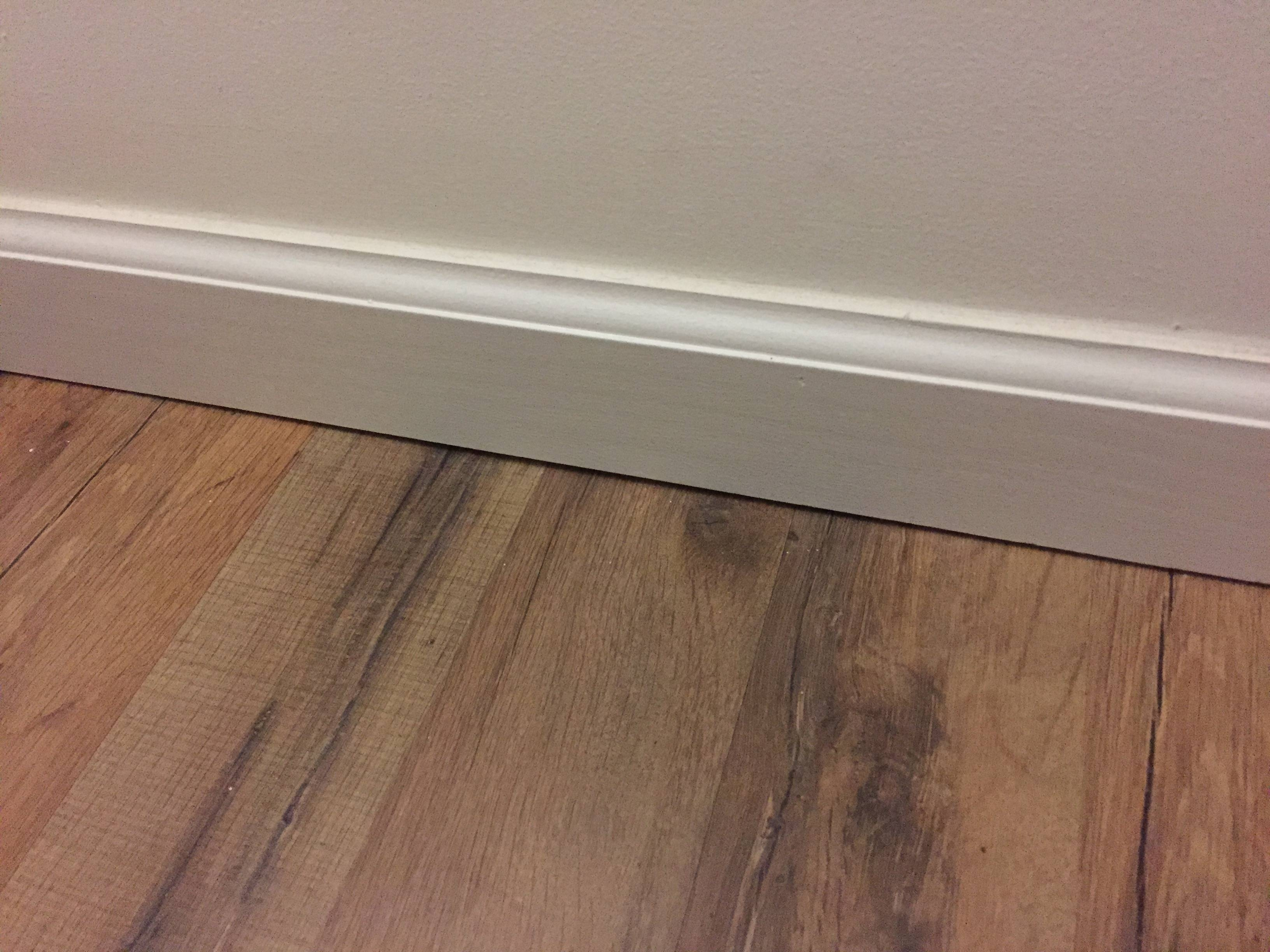 Caulk Wood Floor Gaps