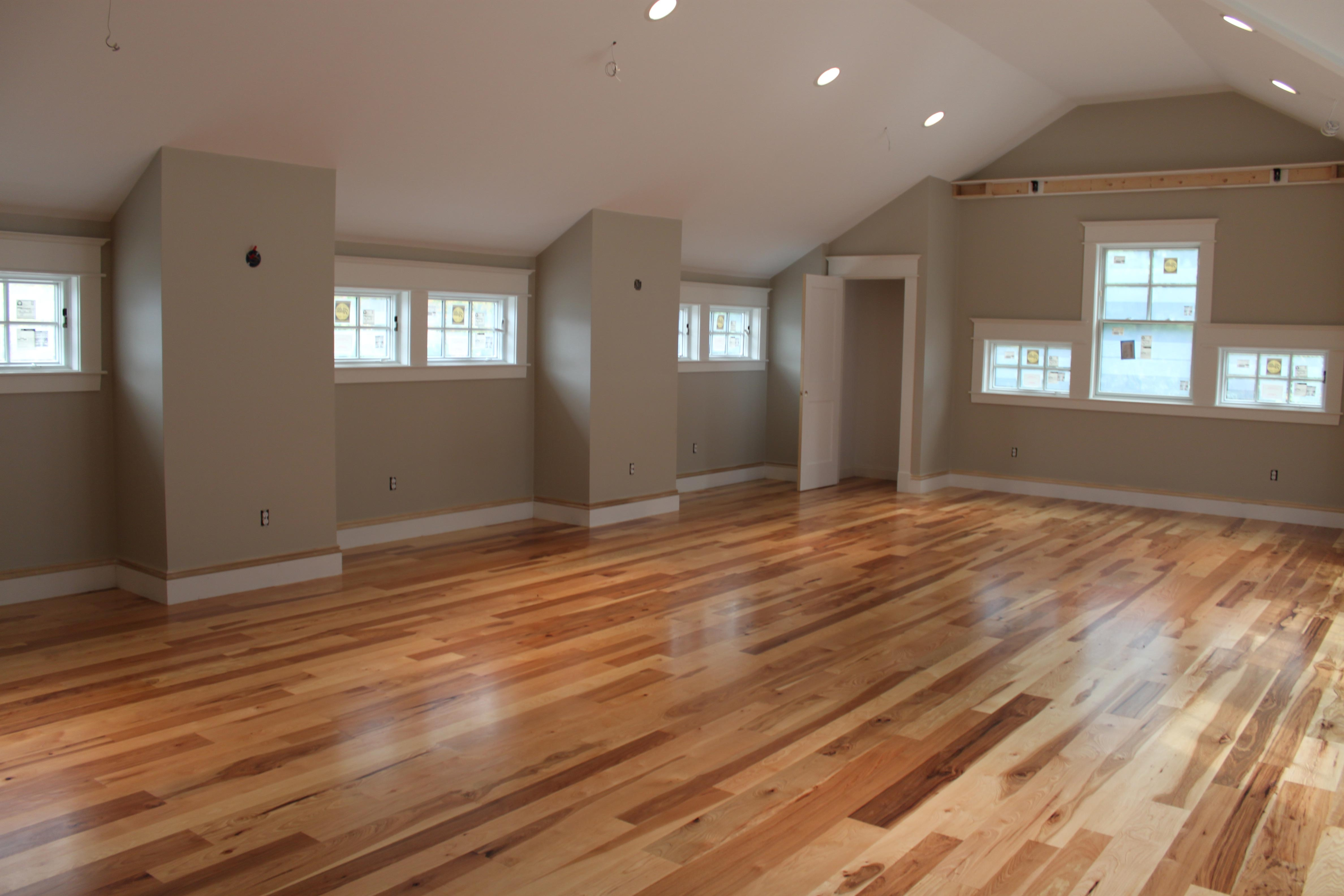 Clear Finish For Wood Floors