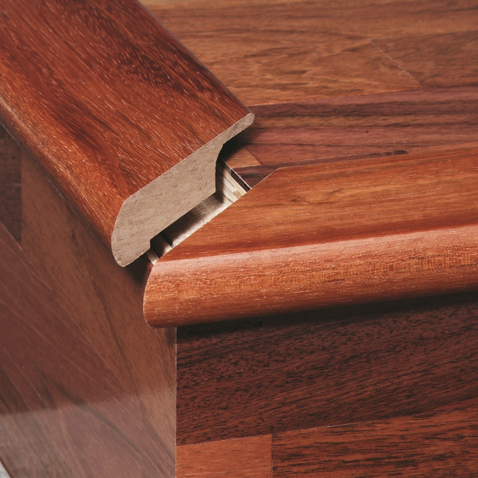 Engineered Wood Flooring Stair Nosing Wood Flooring