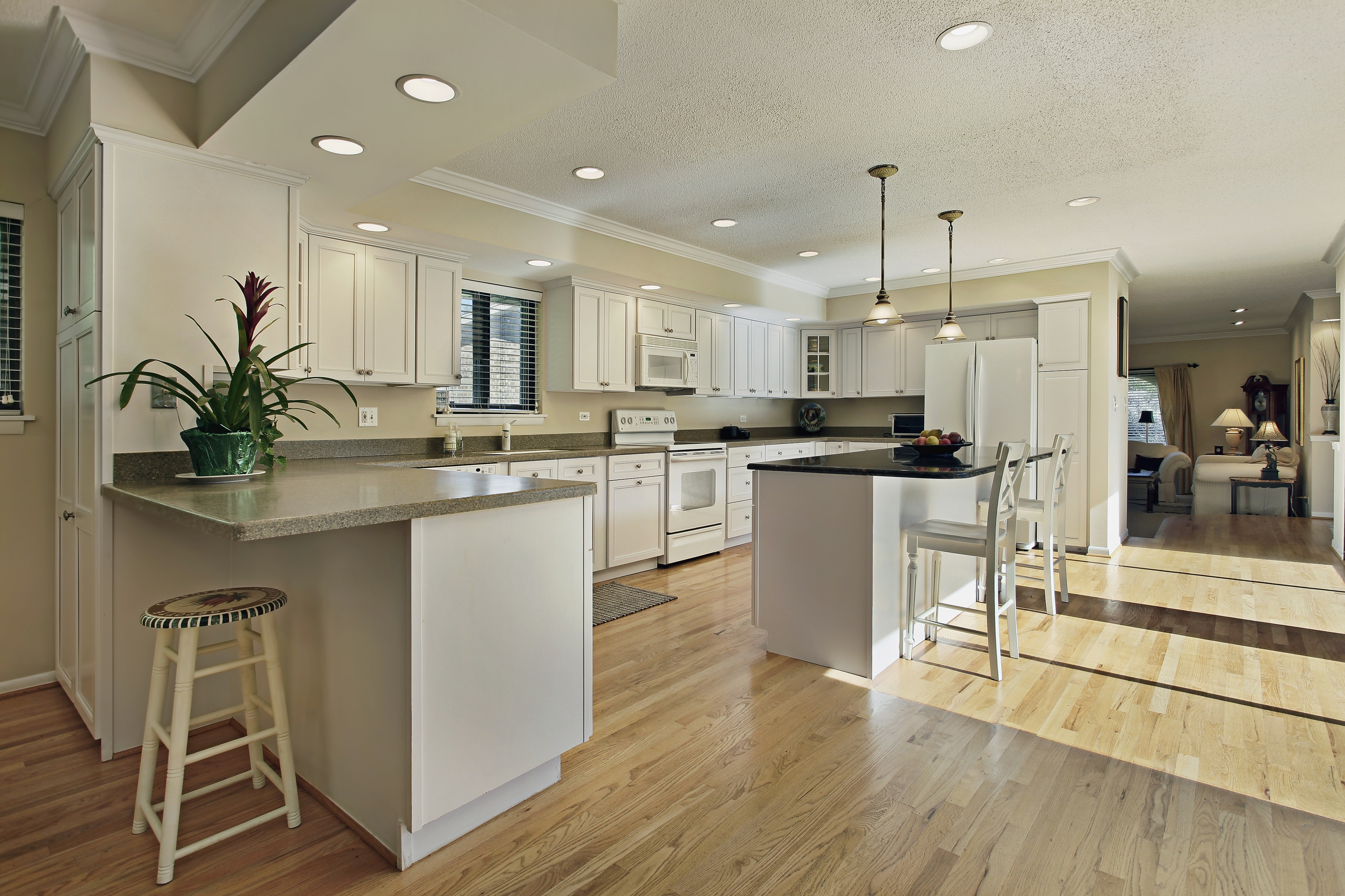 Engineered Wood Flooring Suitable For Kitchens