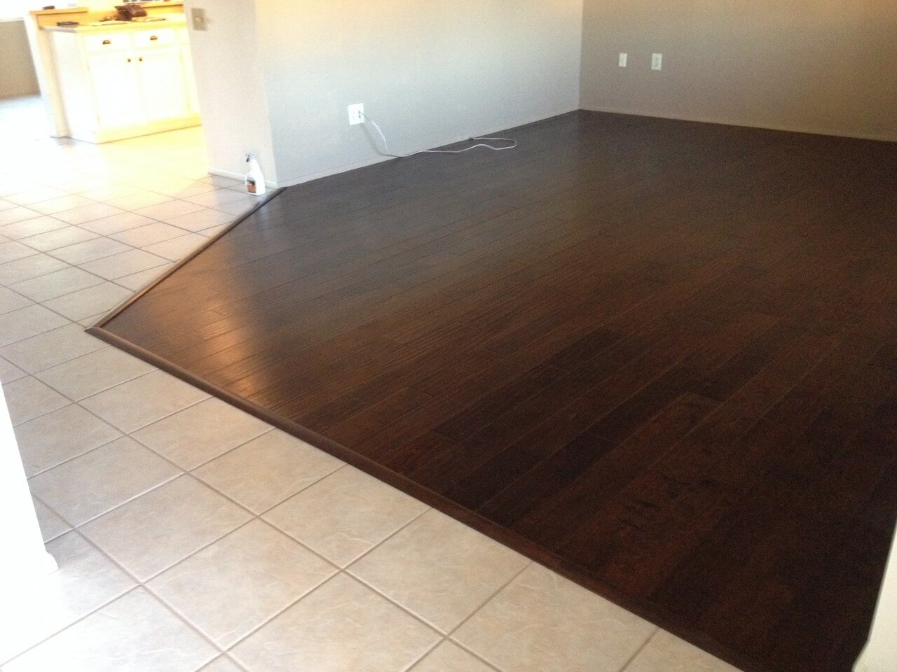 Glue Down Engineered Wood Flooring