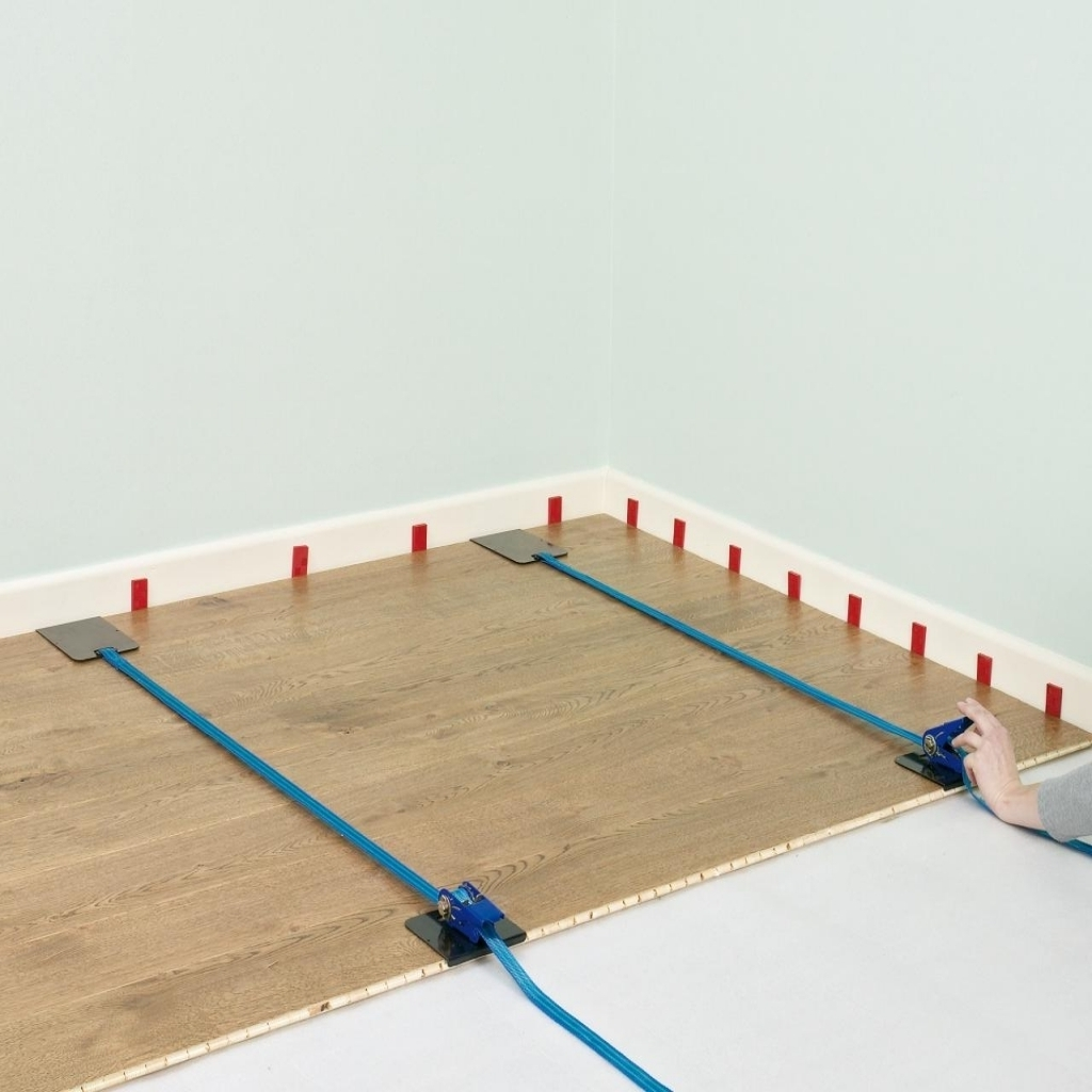 Gluing Wood To Cement Floor
