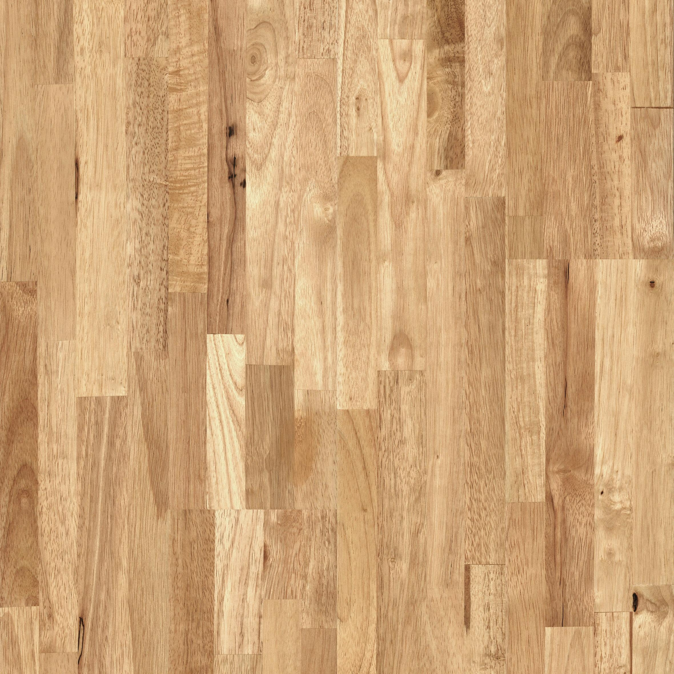 Hevea Solid Wood Flooring