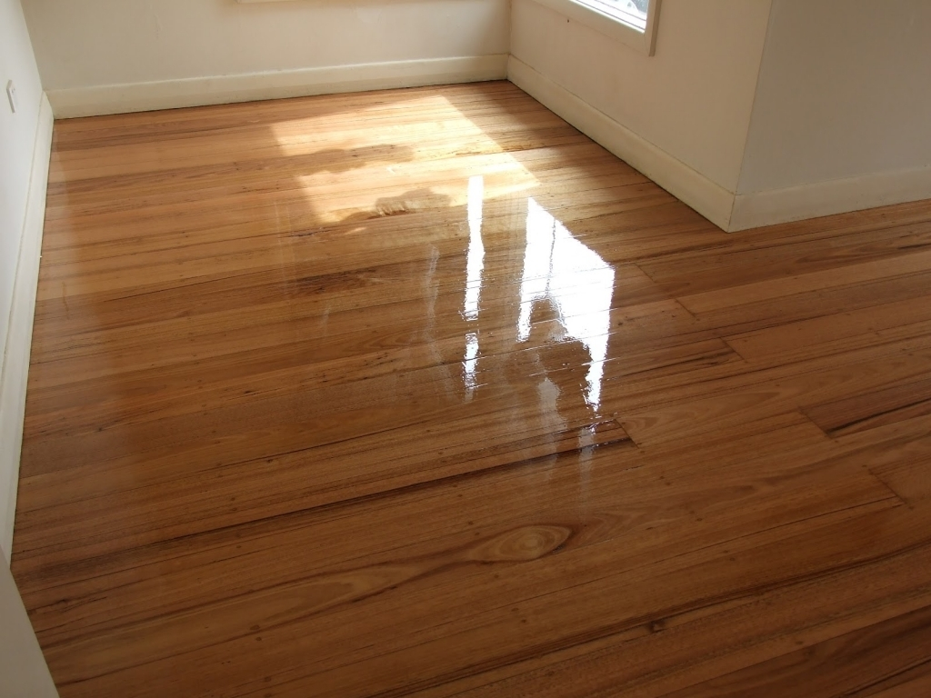 High Gloss Wood Floor Sealer