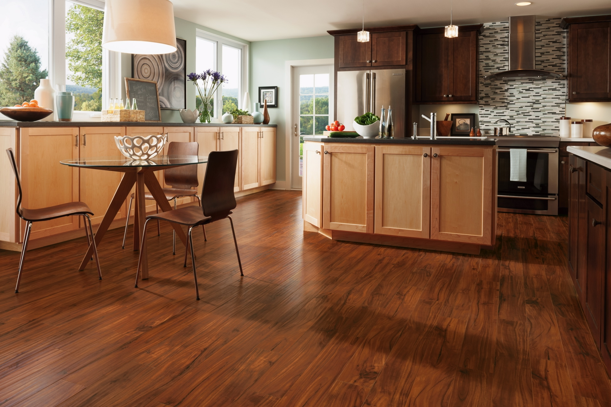 Permalink to Make Wood Floors Shine Naturally