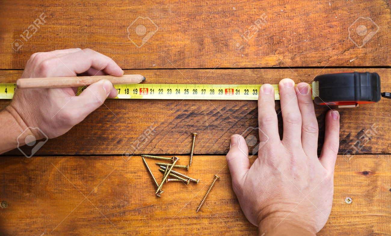 Measuring Up For Wood Flooring