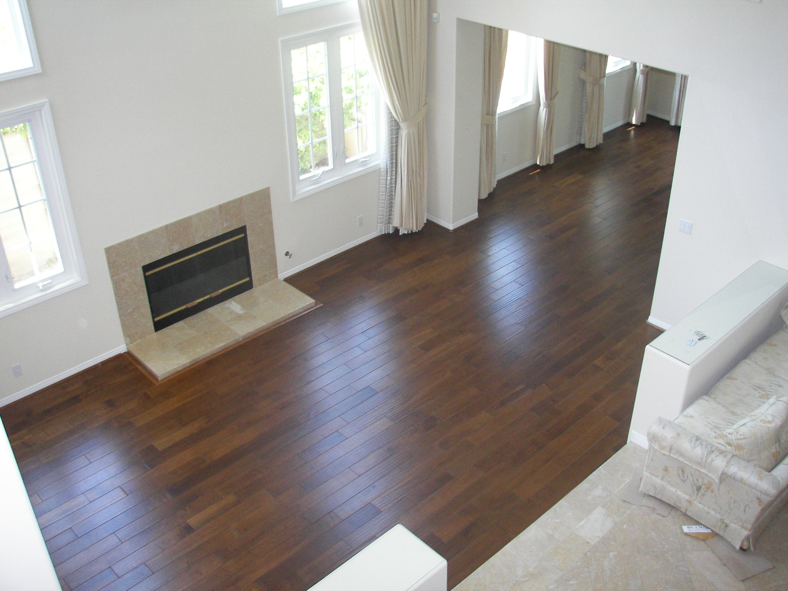 Nail Down Engineered Wood Flooring