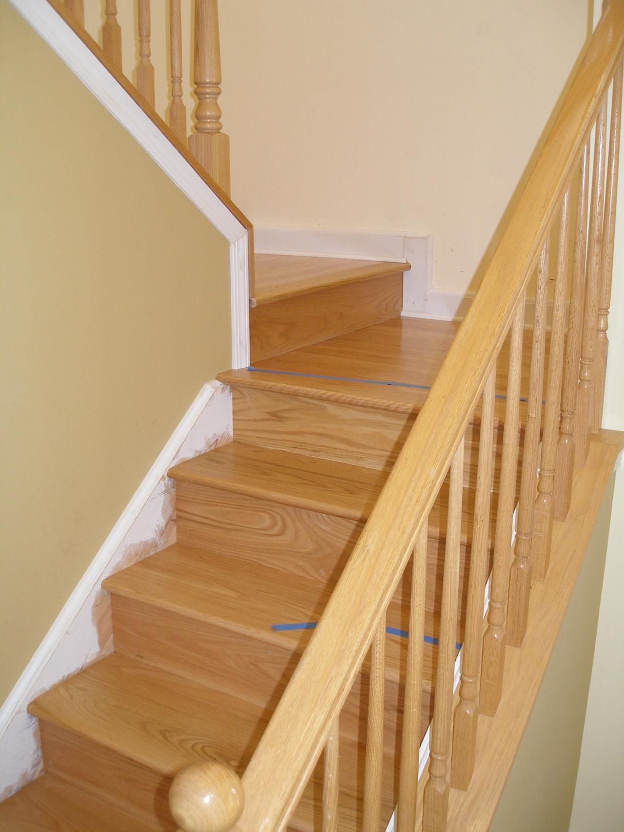 Oak Wood Flooring For Stairs1280 X 1706