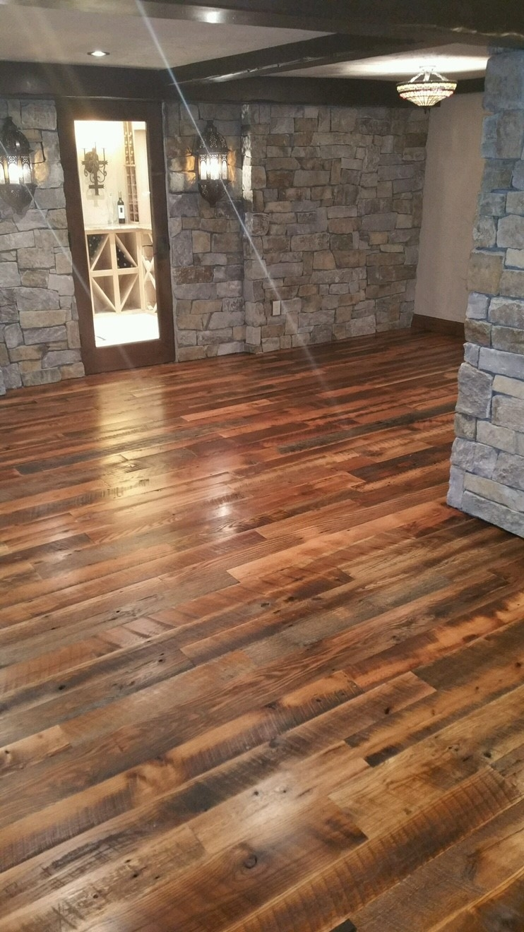 Reclaimed Wood Flooring Hugo Mn