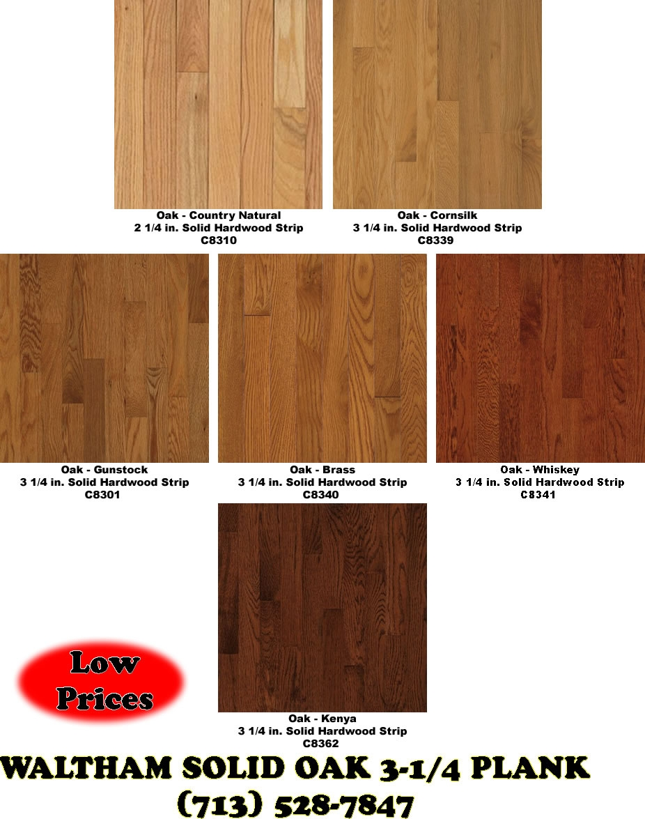 Staining Wood Floors Colors