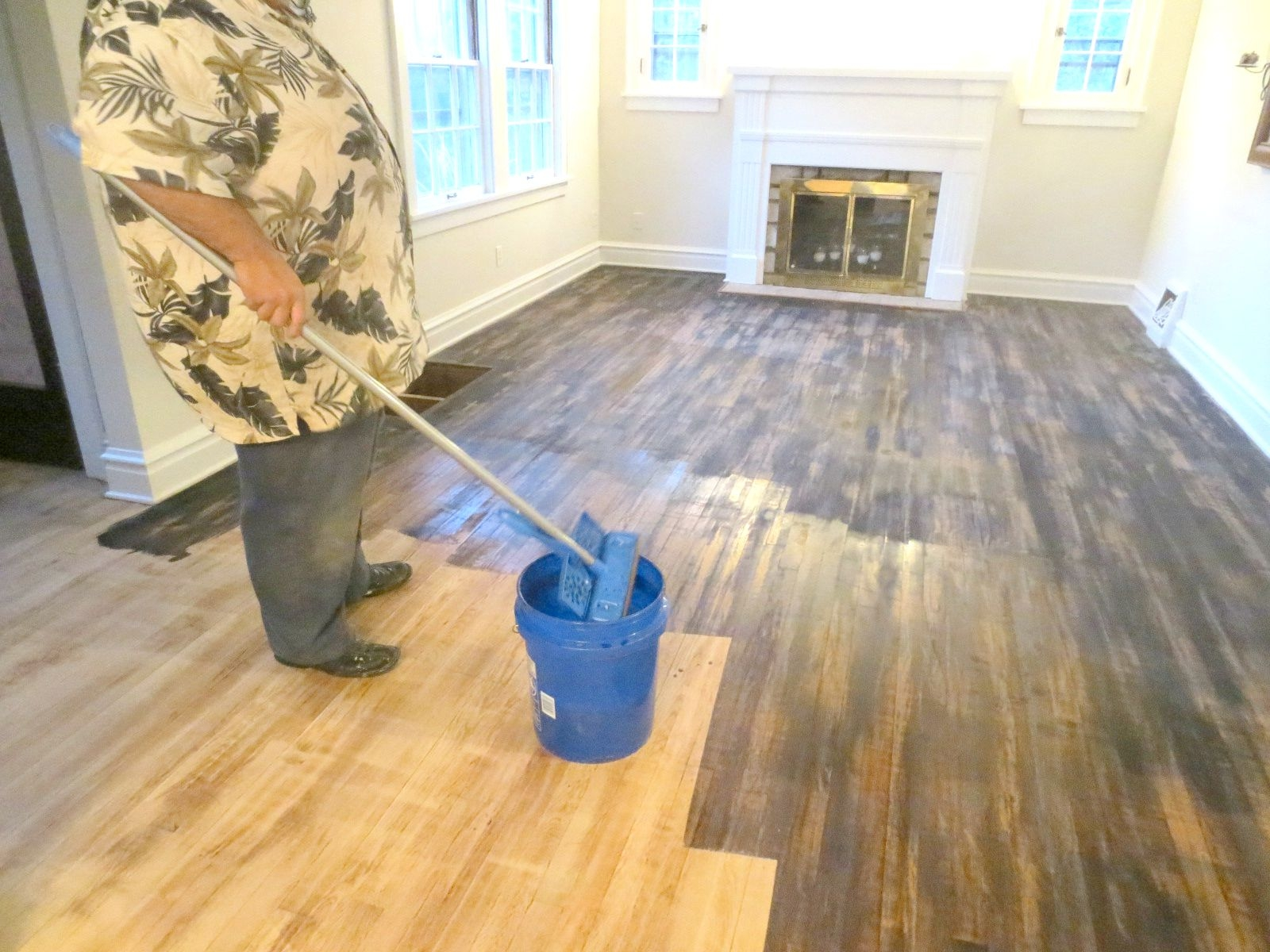 Stripping Wood Floors With Vinegar