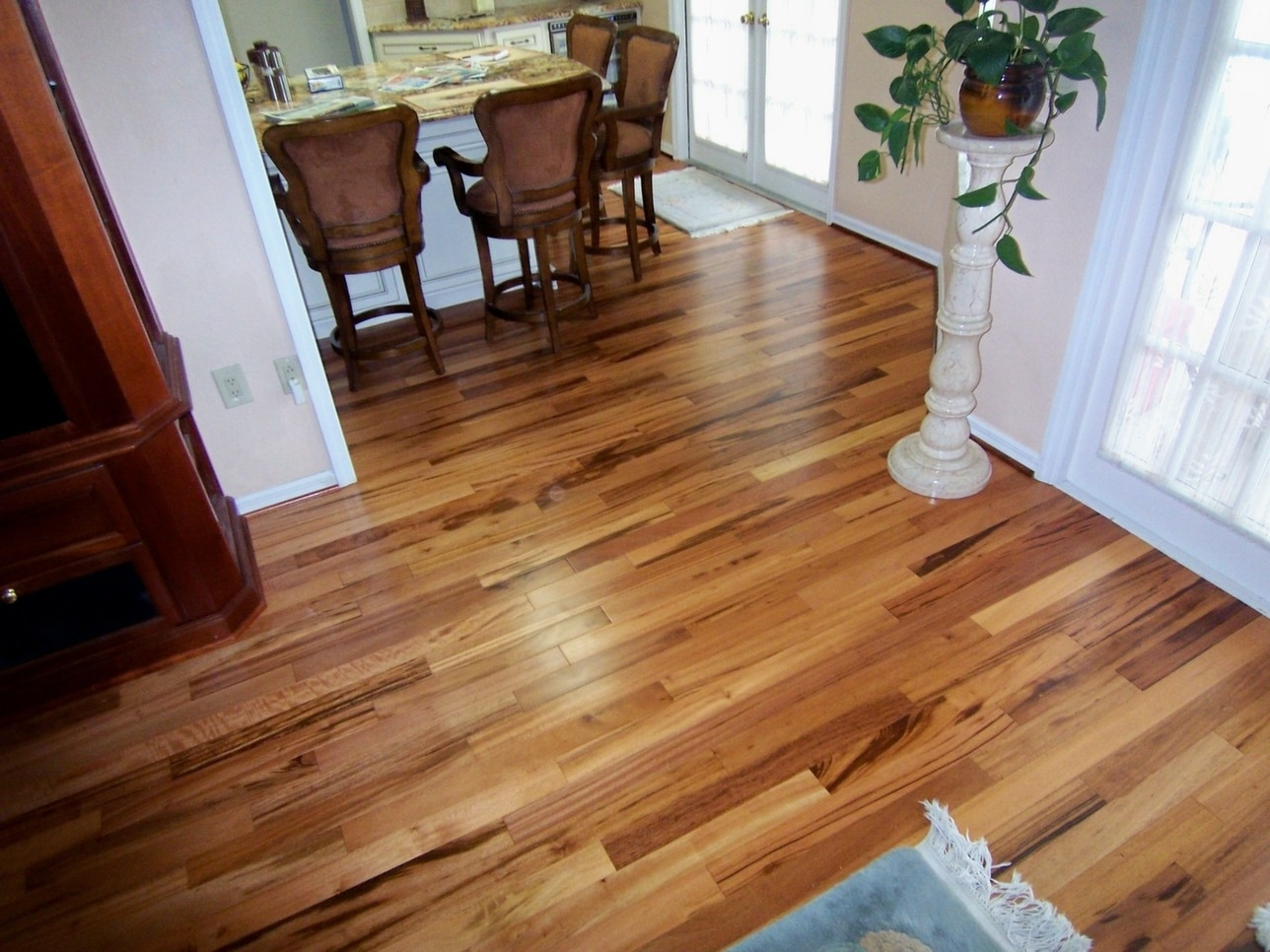 Tiger Wood Floors Pictures1288 X 966