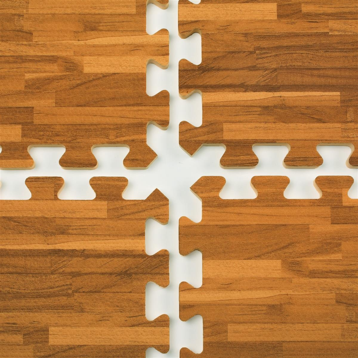 We Sell Mats Wood Grain Interlocking Foam Anti Fatigue Flooring1200 X 1200