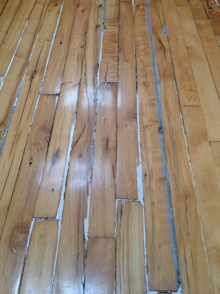 Wood Floor Gap Fillers
