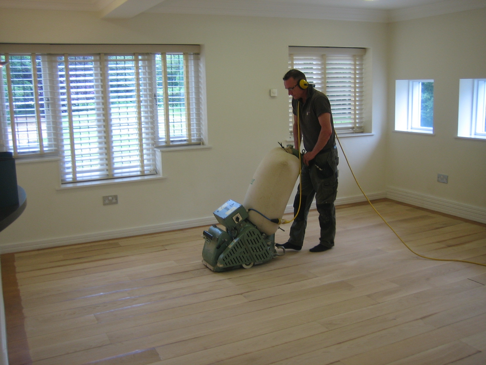 Wood Floor Sanding Coventry