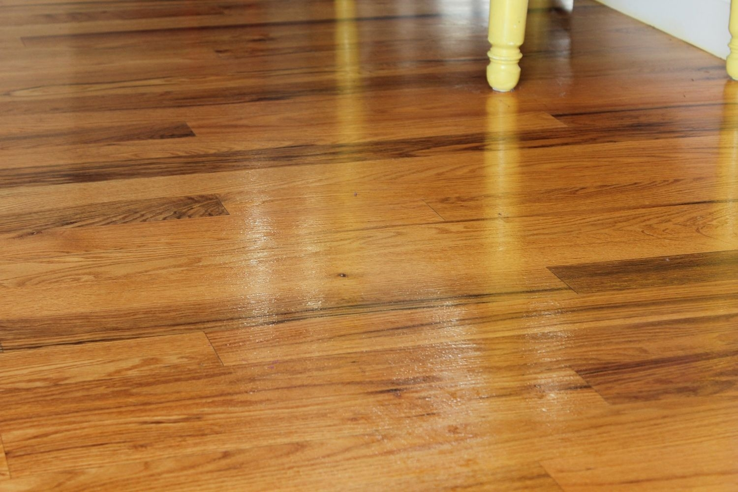 Wood Floor Shine Natural