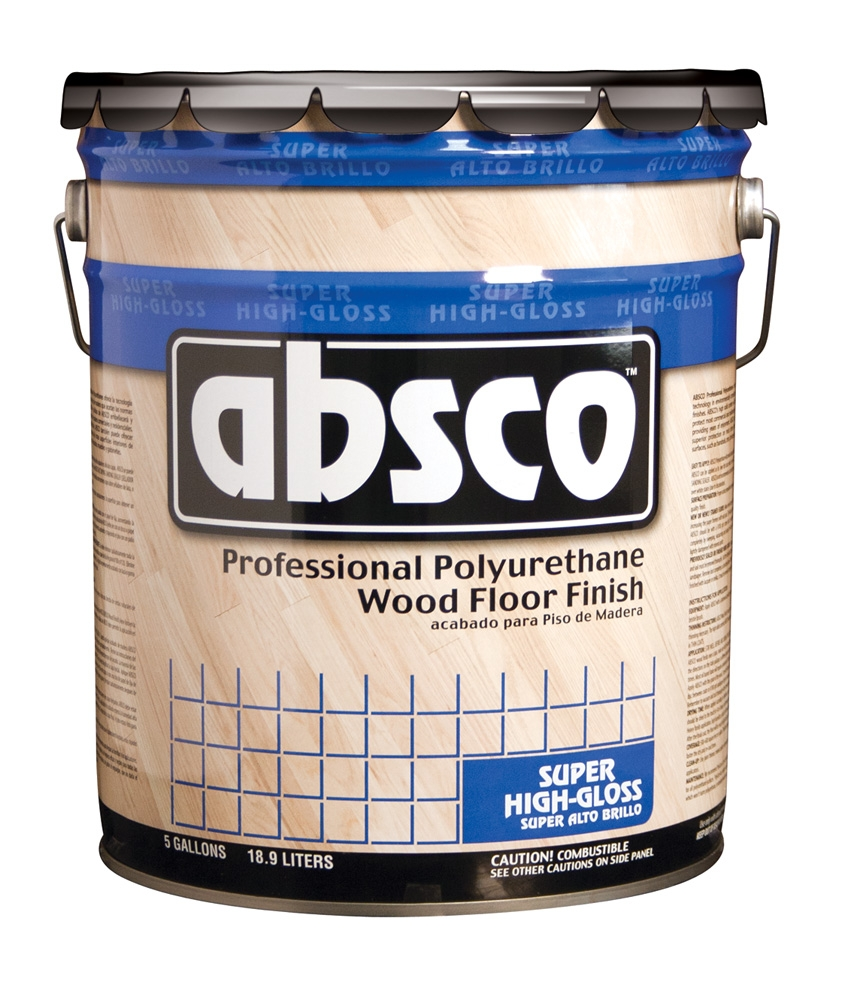 Absco Polyurethane Wood Floor Finish
