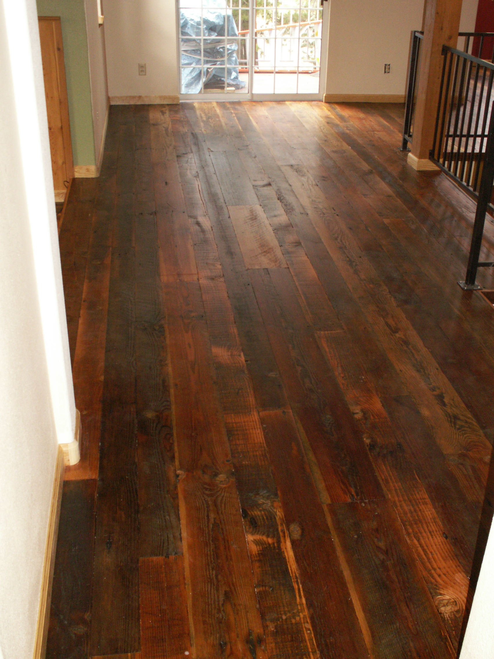 Permalink to Barn Wood Floors