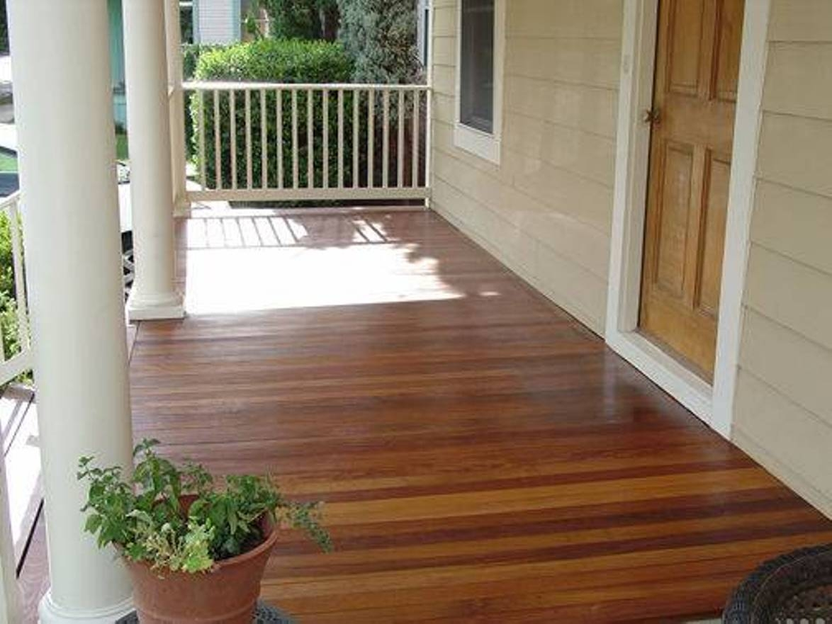 Best Wood For Front Porch Floor