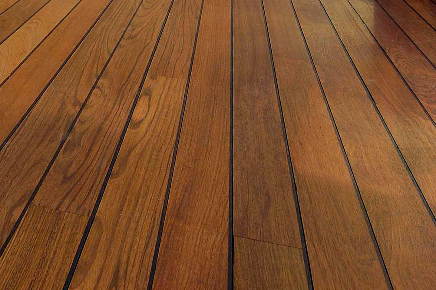 Boat Deck Wood Flooring