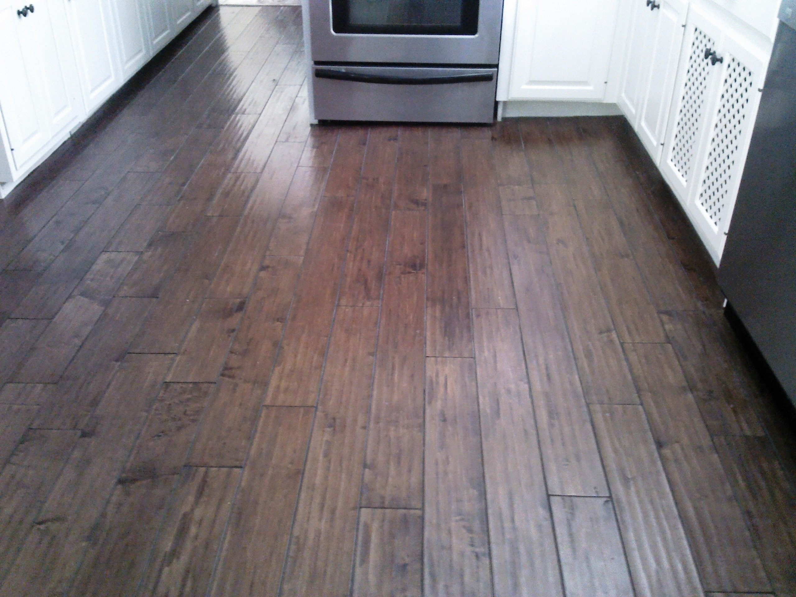Permalink to Dark Wood Effect Ceramic Floor Tiles