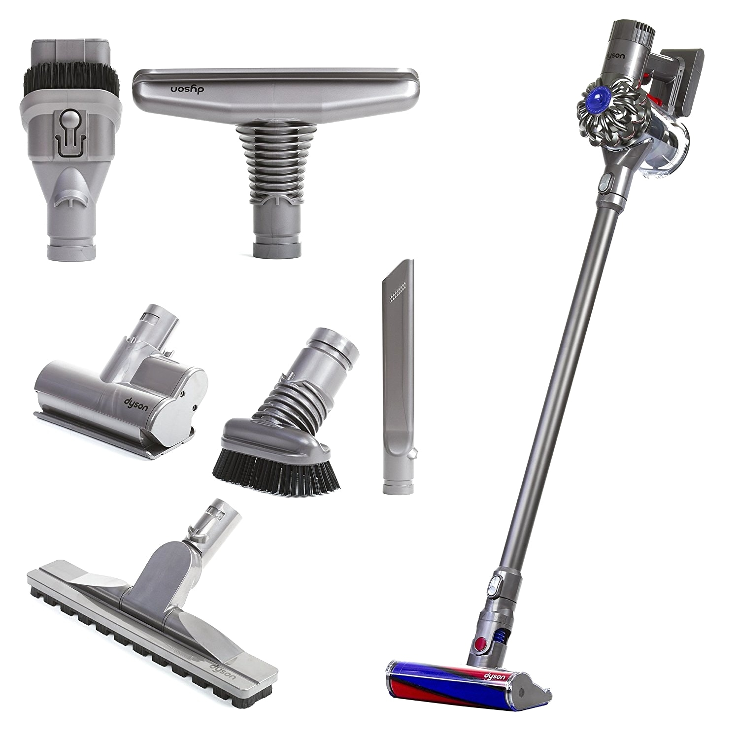 Dyson For Wood Floors And Carpet