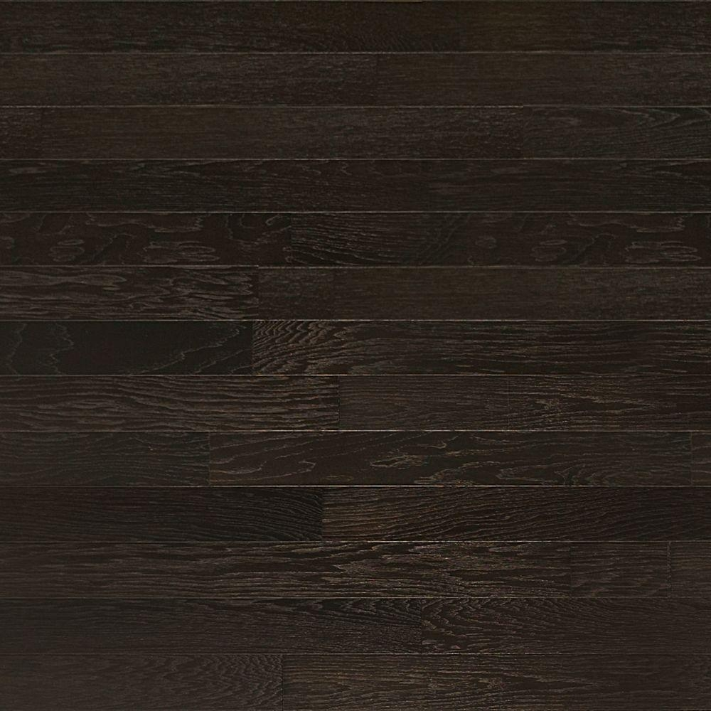Ebony Wood Floorsheritage mill brushed hickory ebony 12 in thick x 5 in wide x