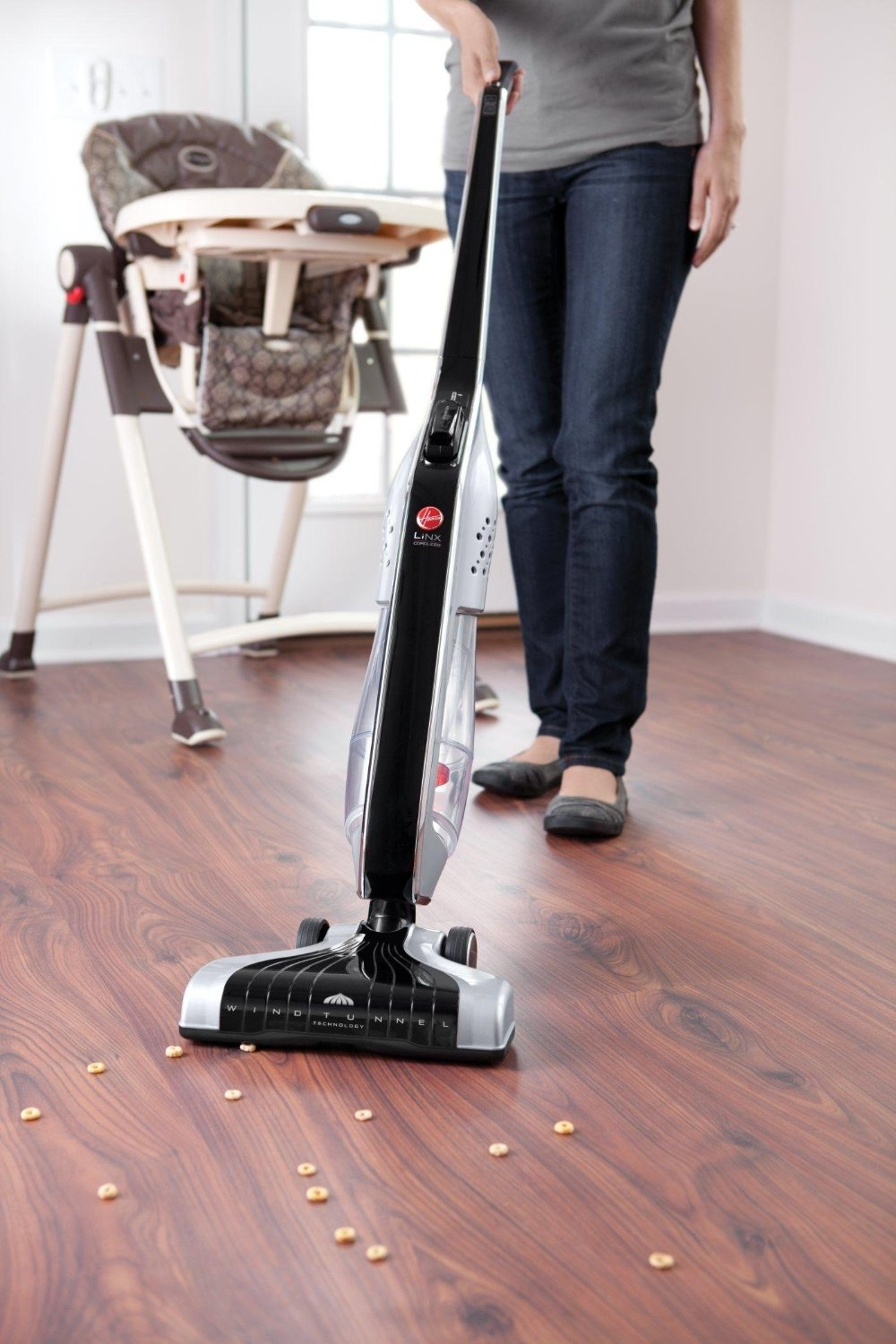 Electric Broom For Wooden Floors