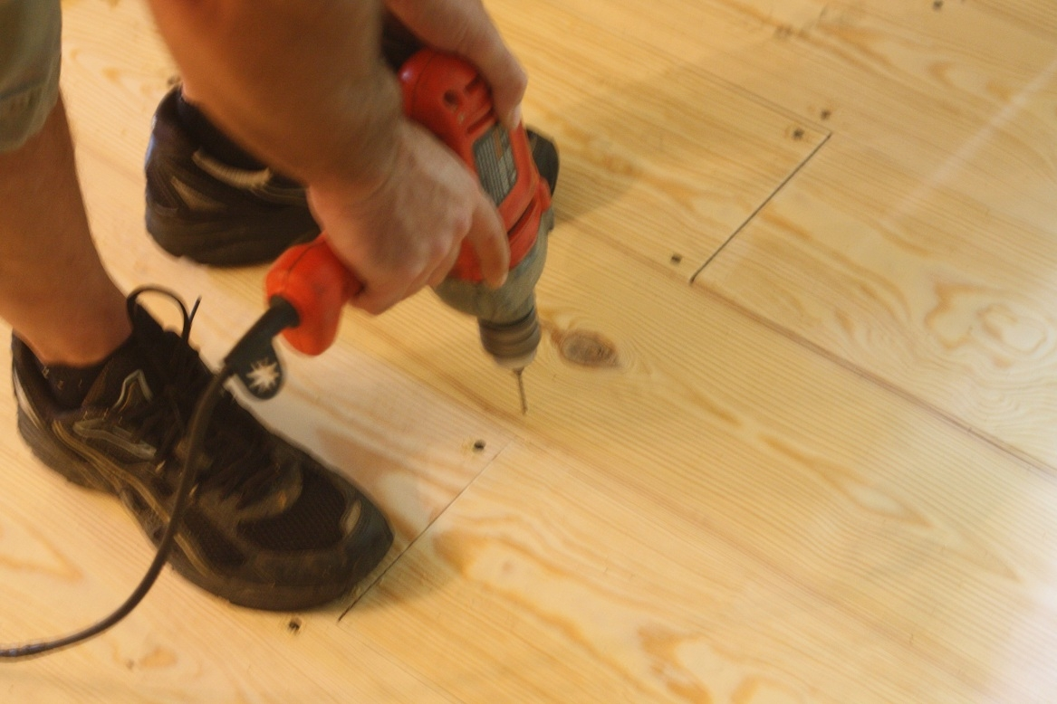 Finish Nails For Wood Flooring