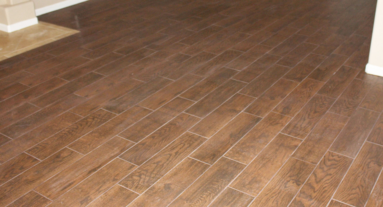 Floor Tile Wood Grain