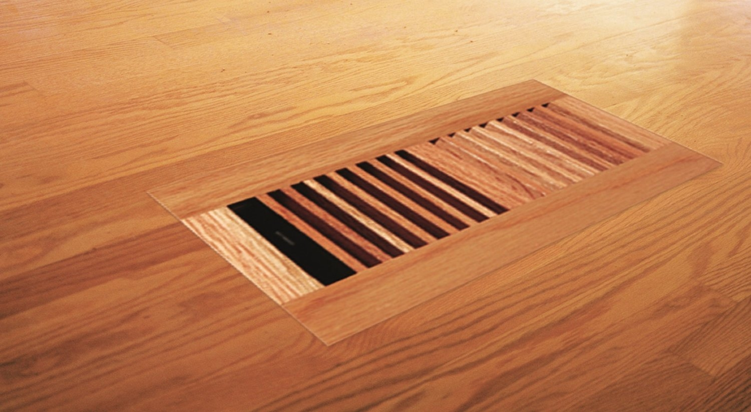 Flush Mount Floor Registers Wood