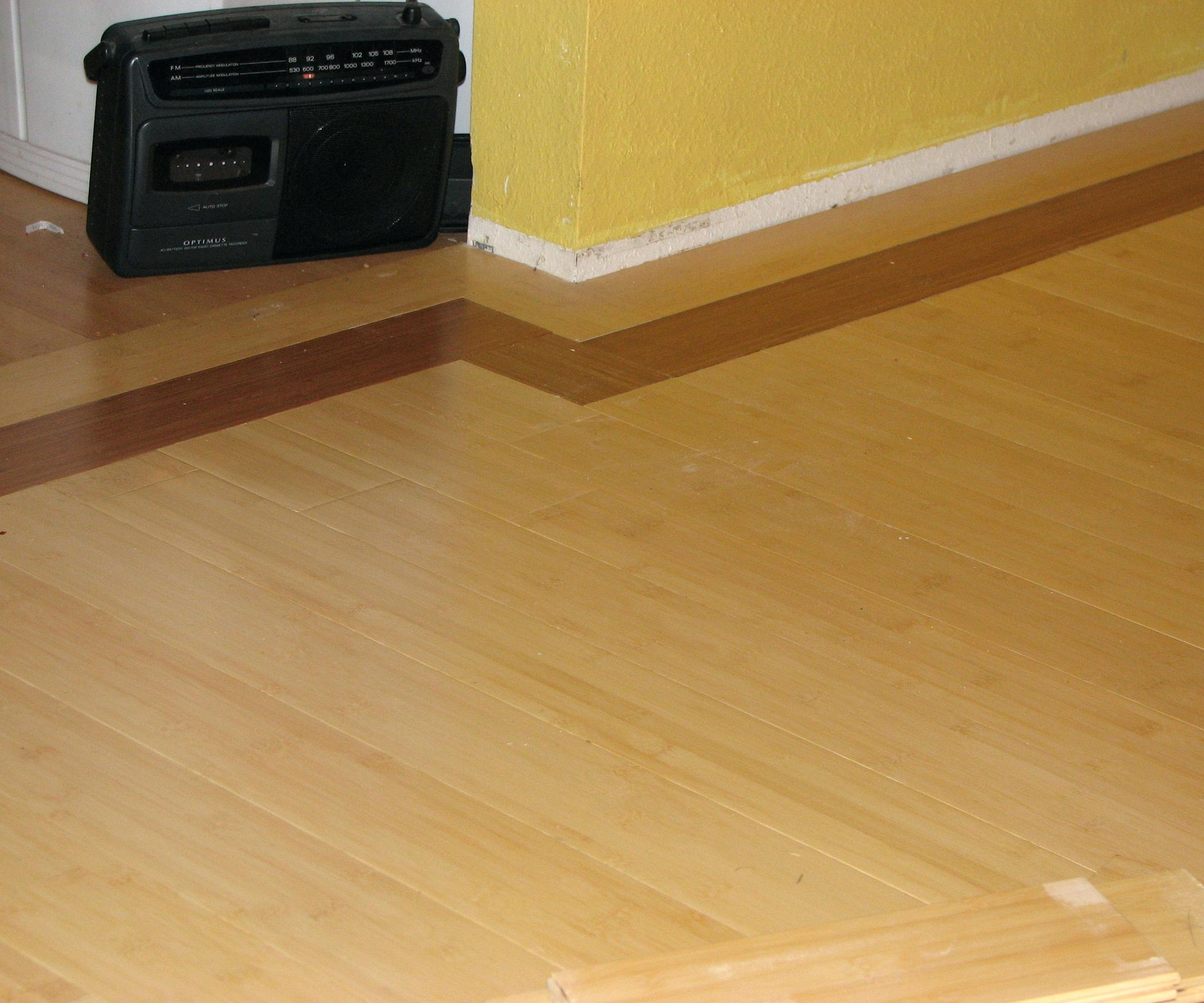 Golden Touch Wood Floors