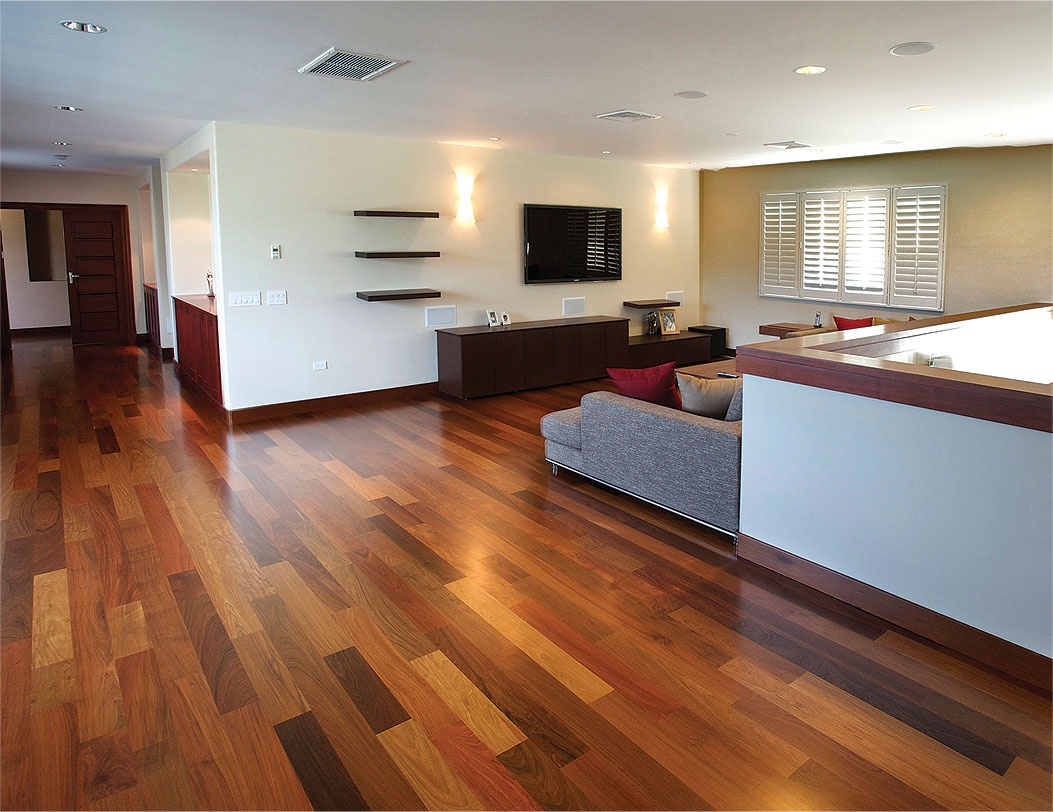 Ipe Wood Flooring Pictures