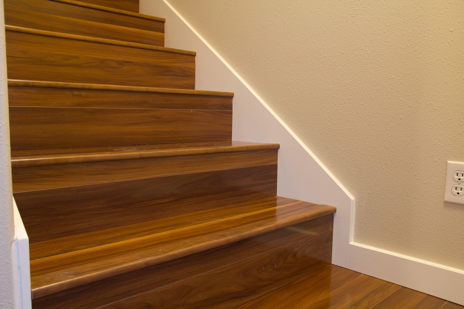 Laminate Wood Flooring Stair Treads