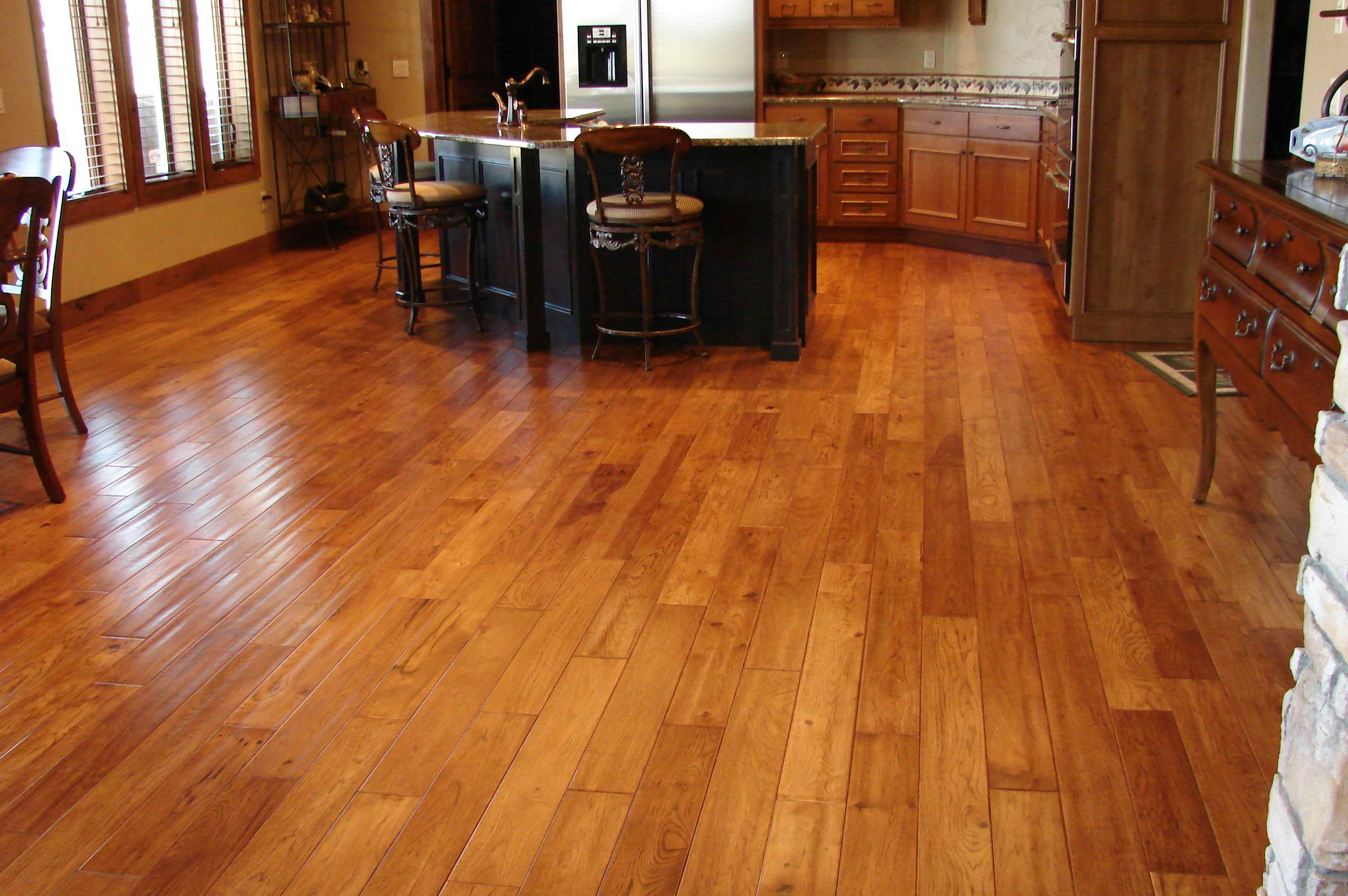 Most Durable Wood Floor For Kitchen