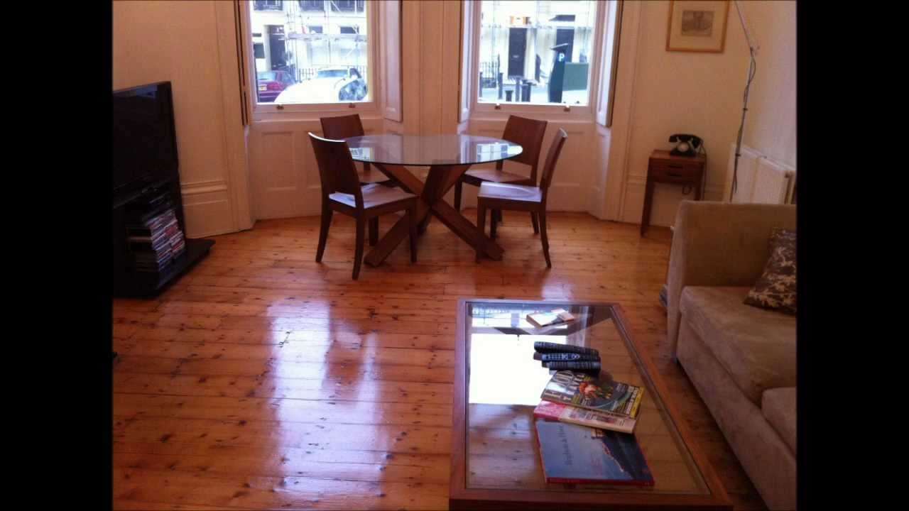 Polishing Wood Floors With A Buffer