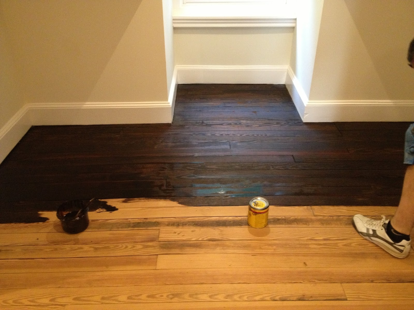 Refresh Old Wood Floors