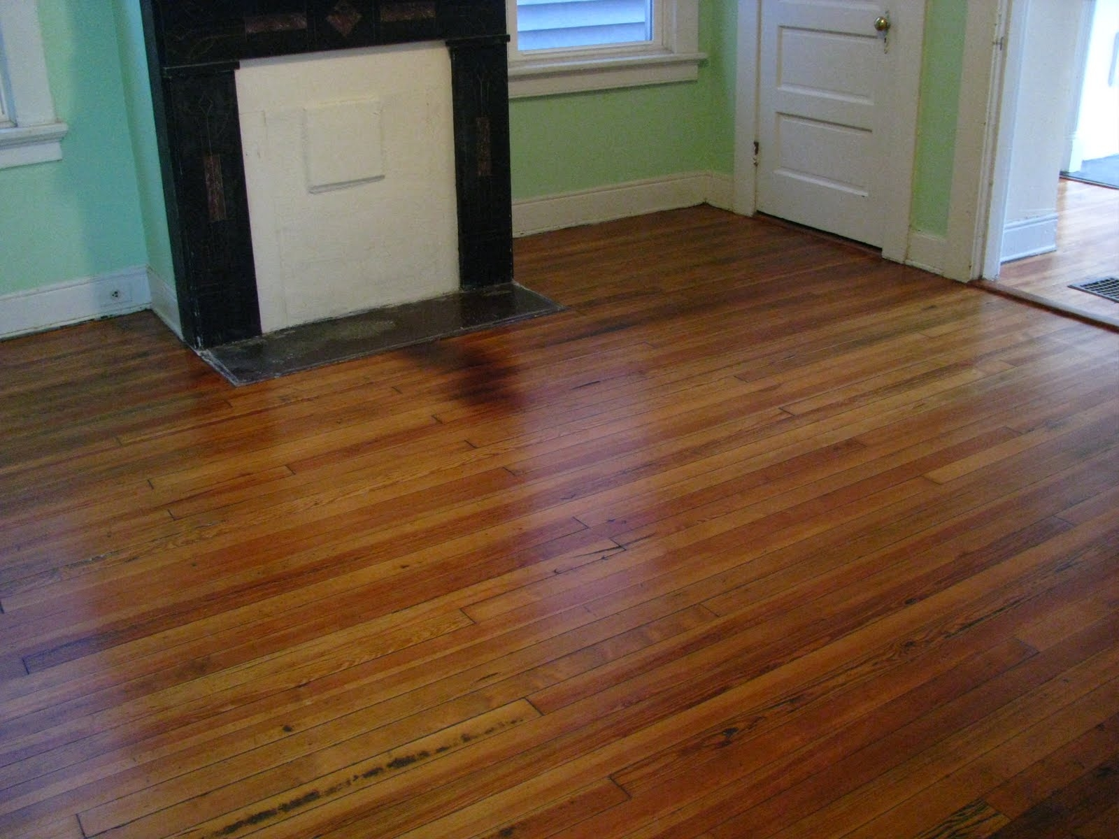 Seal Wood Floor Under Carpetremodelaholic refinished wood floors previously under carpet